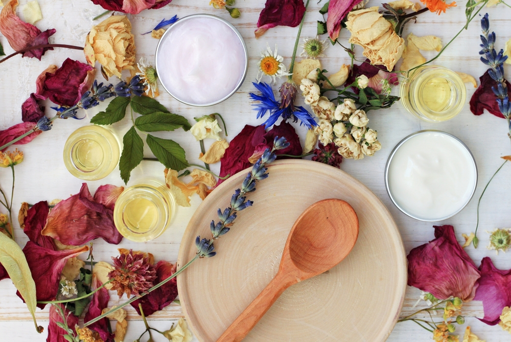 What are the benefits of using plant-based skincare products?